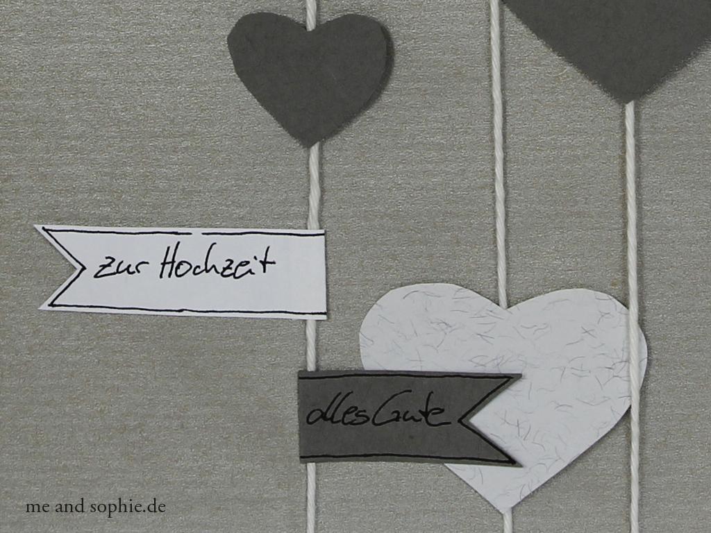 Glückwunschkarte Hochzeit 09