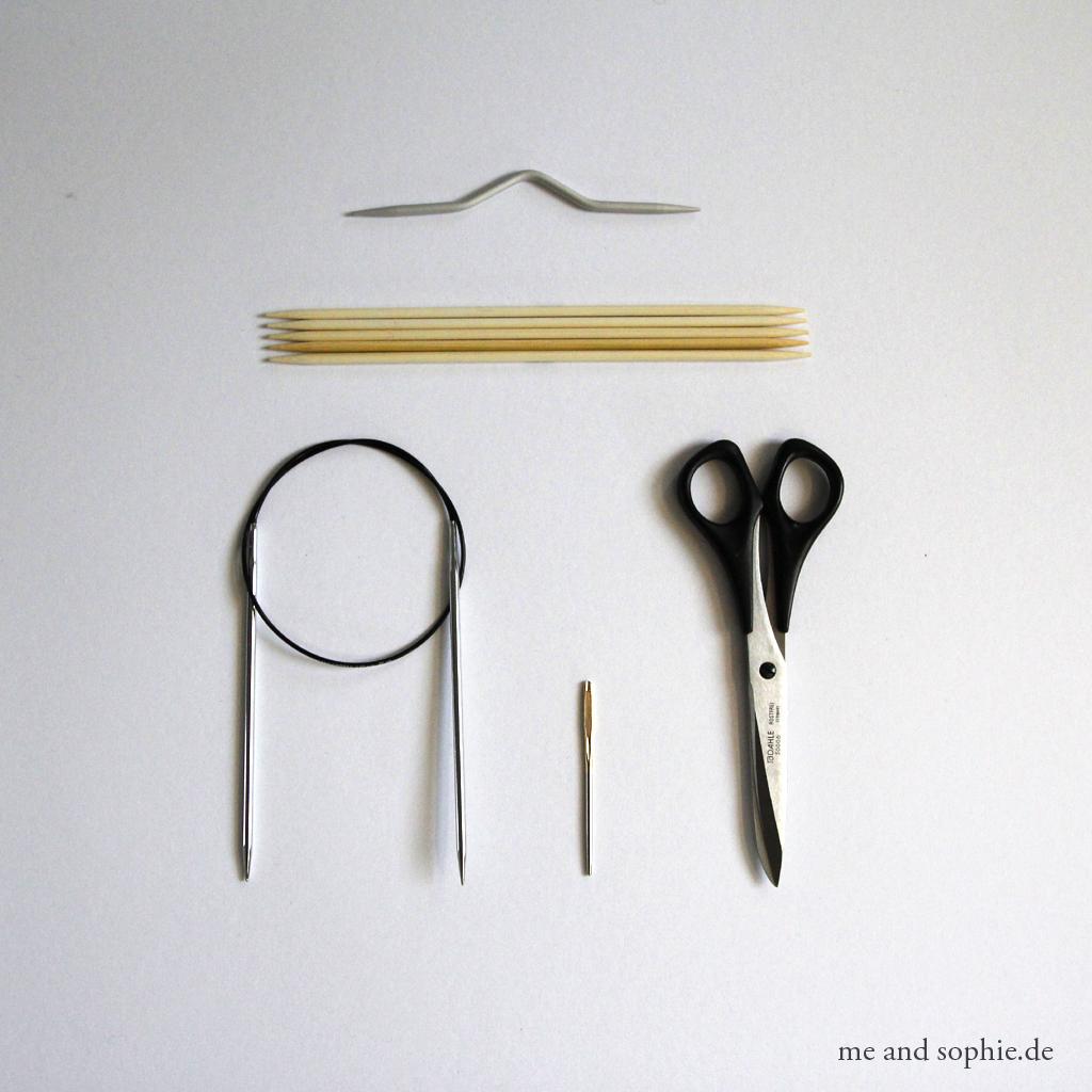 einfache zopfmütze für jungs 08